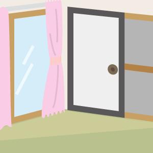 結露しやすい窓際のカーテンや押入れの壁